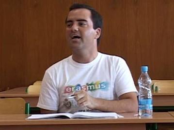Student ze Španělska