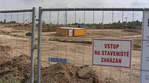 Investor stavbu Bauhausu v Ivanovicích nepřerušil