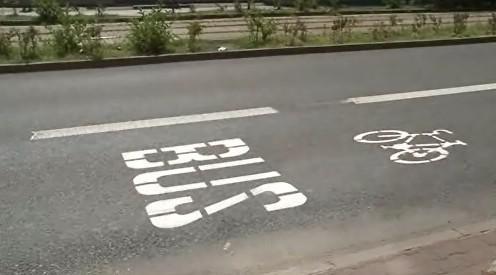 Cyklostezky v centru
