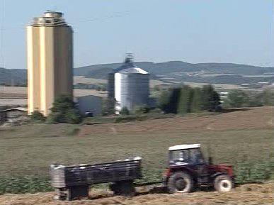 Zemědělský areál ve Skalici nad Svitavou je na prodej