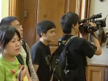 Číňané přijeli do Kroměříže natočit propagační film