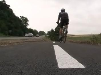 Cyklisté využívají nové cyklostezky