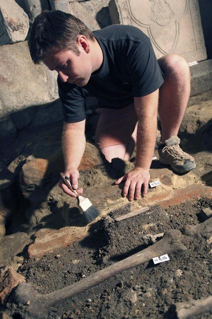 Archeologové doložili osídlení Velehradu už v devátém století
