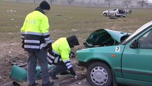 Na silnicích Zlínského kraje letos zahynulo už šestnáct lidí