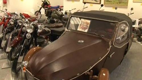 Olešnické muzeum nabízí veterány
