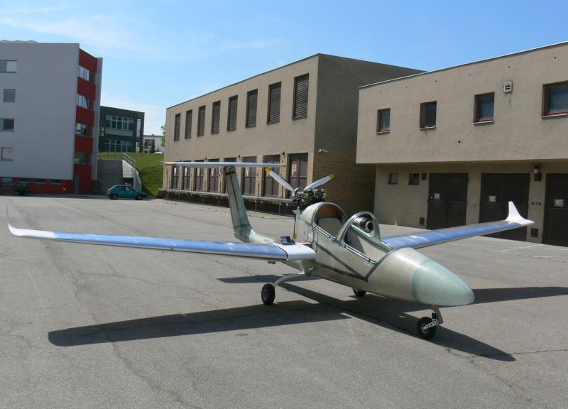 Bezpilotní letoun Marabu