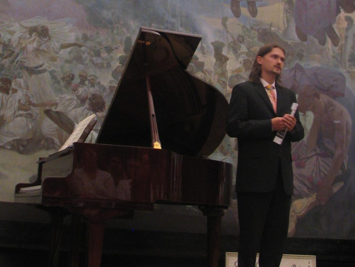 Koncert pro Slovanskou epopej