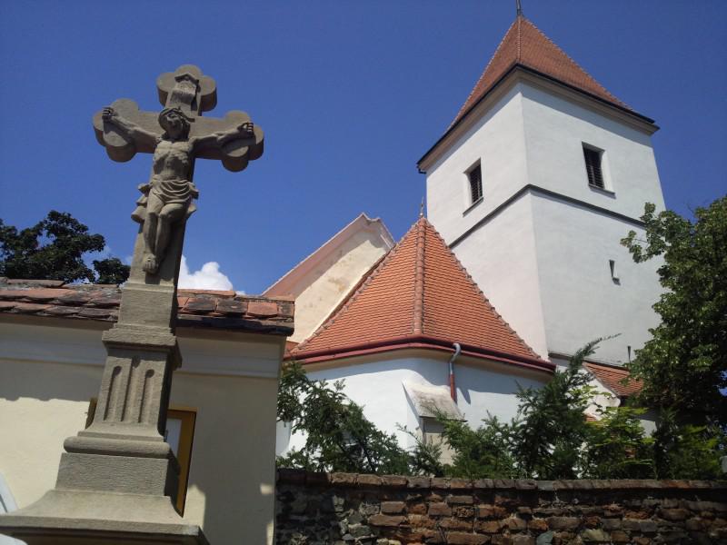 Kostel v Želešicích