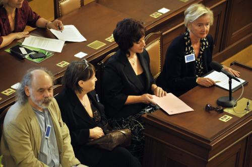 Kandidáti na ombudsmana