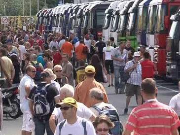 Návštěvníci loňského mistrovství světa superbiků
