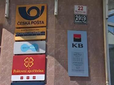 Lupiči přepadli pět finančních ústavů