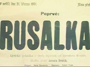 Premiéra opery v Národním divadle