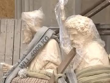 Sochy svatých v Lednici