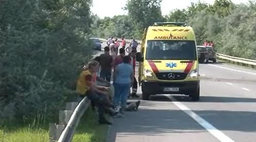 Tragická nehoda u Holubic na Vyškovsku