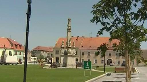 Nové valtické náměstí