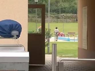 Koupaliště v Bučovicích