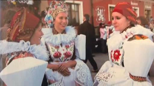 Jihomoravský folklor