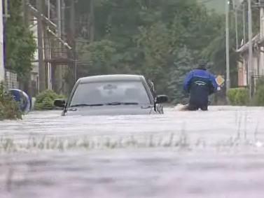 Povodně na Zlínsku