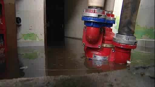 Hasiči opět vyjížděli čerpat vodu na Brněnsku