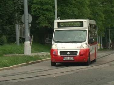 Nový brněnský turistický minibus