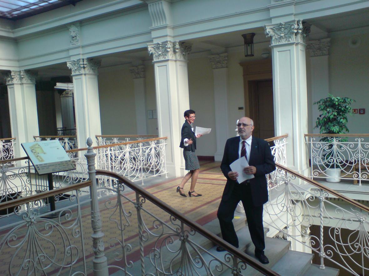 Radní Jaroslav Pospíšil a Anna Procházková opouštějí koalici