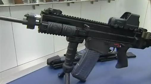 Nová útočná zbraň Uherskobrodské zbrojovky