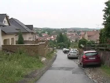 Ulice, ve které došlo k vraždě