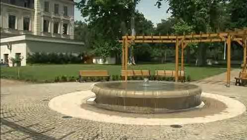 Centrum Brna nabízí lidem nové místo k odpočinku