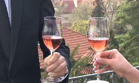 Číše vína
