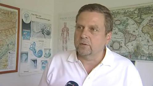 Martin Beníček, obvodní lékař
