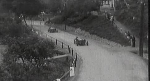 Automobilové závody na brněnském okruhu