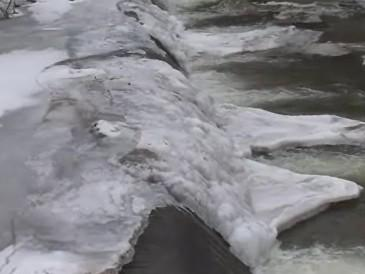Lidé bydlící u řek mají obavy z povodní