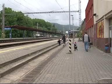 Blanenské nádraží