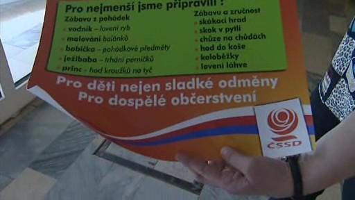 Plakát, který způsobil problémy v kuřimské ZŠ