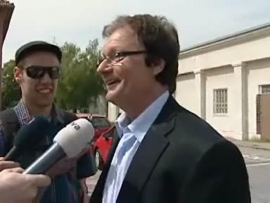 Aleš Kvapil po propuštění z vazby