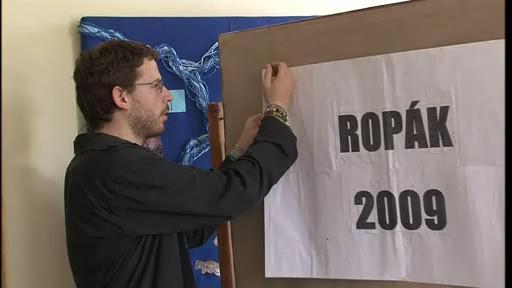 Vyhlášení cen Ropák roku 2009