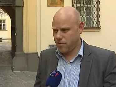 Libor Šťástka (ODS), starosta MČ Brno-střed