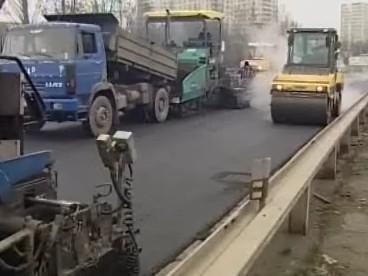 opravy silnic
