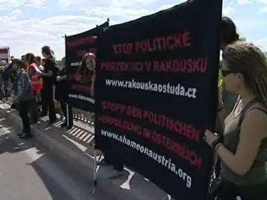 Blokáda hraničního přechodu