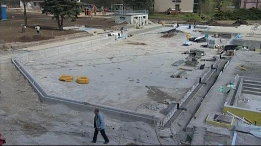 Boskovice dokončují rekonstrukci koupaliště