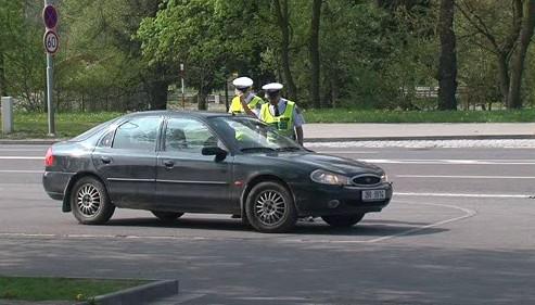 Policie láká dobrovolníky na vyzkoušení trenažéru čelního nárazu