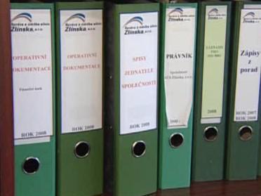 spisy Správy a údržby silnic Zlínska