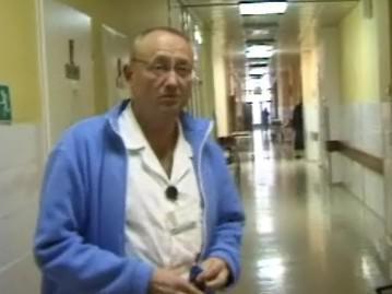 Mojmír Mrva - oceněný lékař v anketě Lékař roku 2009