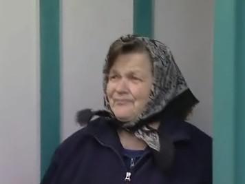 Okradená seniorka