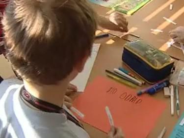 Žáci si na Den Země připomněli, jak se chovat k přírodě