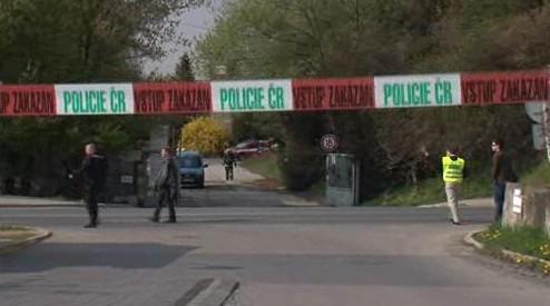 Policie uzavřela Reissigovu ulici kvůli úniku plynu