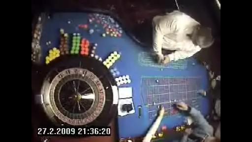 Záběry z průmyslové kamery