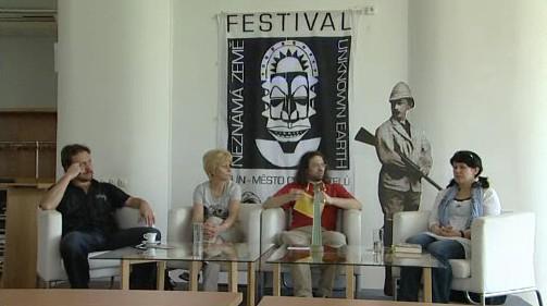 Ve Zlíně začal cestovatelský festival Neznámá země