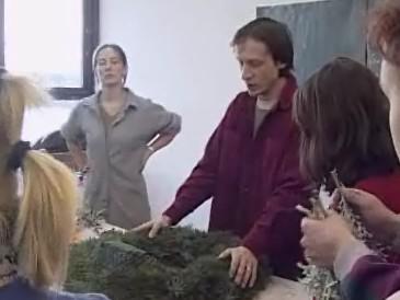 Studenti zahradnické školy v Bohunicích