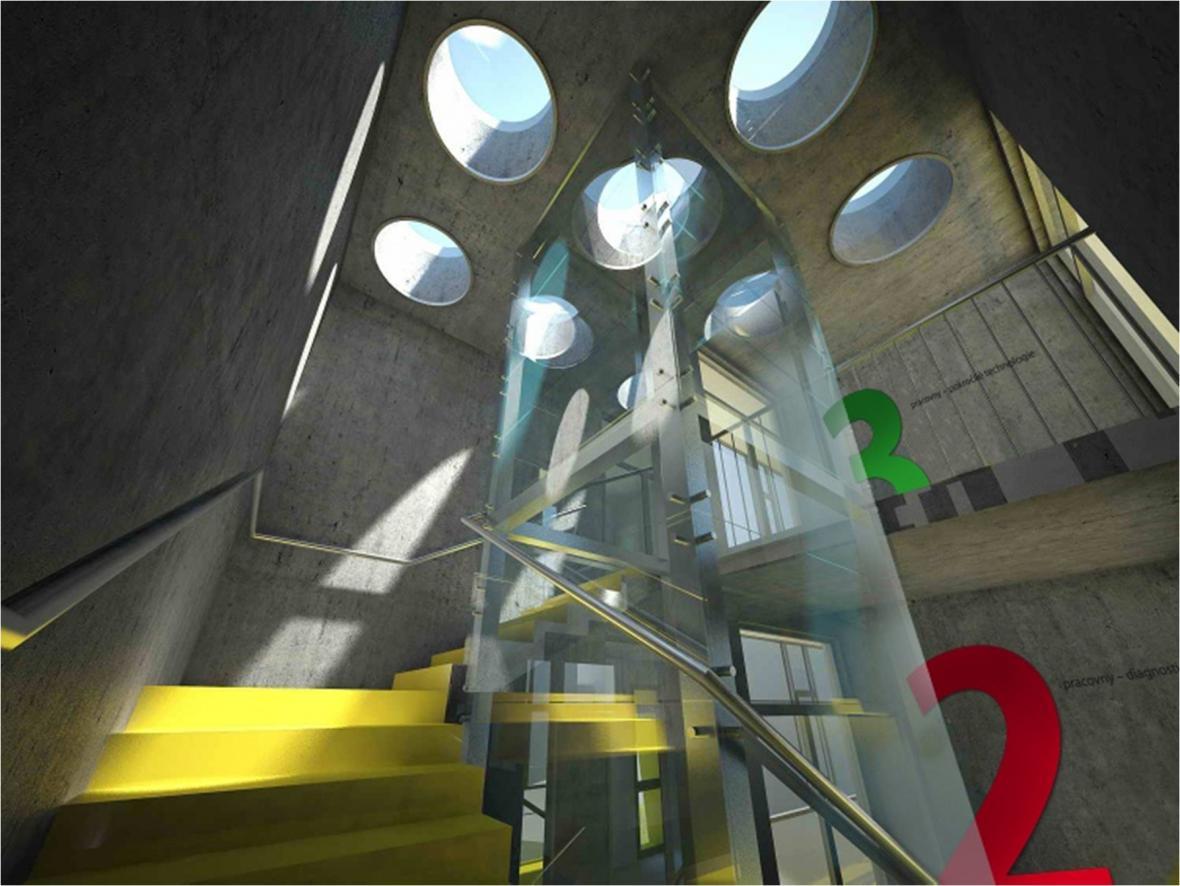 Plánované nové laboratoře